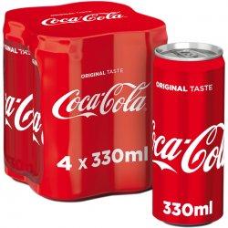 coca cola doza 4pack