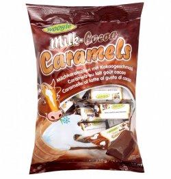 bog 250g caramele cu lapte si cacao