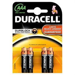 duracell AAA R3 4buc