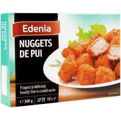 edenia nuggets piept pui 300 gr