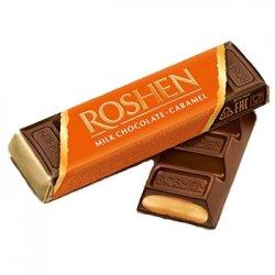 roshen bars crema caramel 43gr