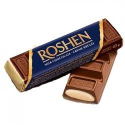 roshen bars crema lapte 43gr