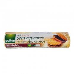 gullon sandwich ciocolata amara 250 gr