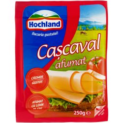 hochland cascaval afumat 250g