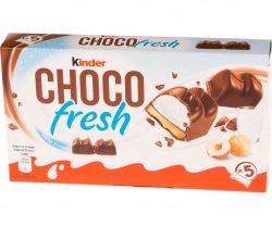 kinder choco fresh 5x21gr image