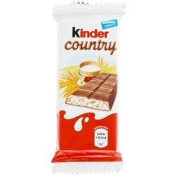 kinder country t1*40