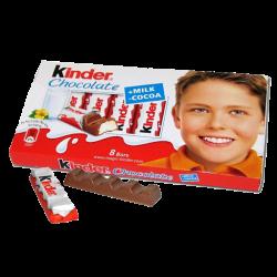 kinder t.8 100gr