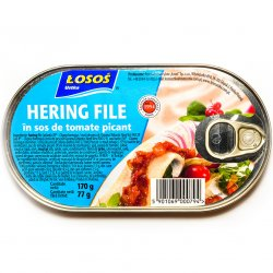 hering file sos picant losos 175gr