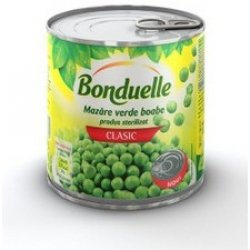 bonduelle mazare verde 425ml