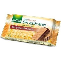 gullon napolitana cu cacao 70gr