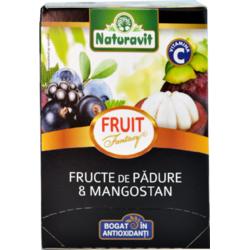 naturavit ceai fructe de padure&mangostan image