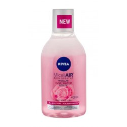 nivea apa micelara 400 ml rose