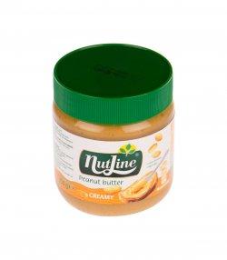 nutline unt de arahide creamy 350gr