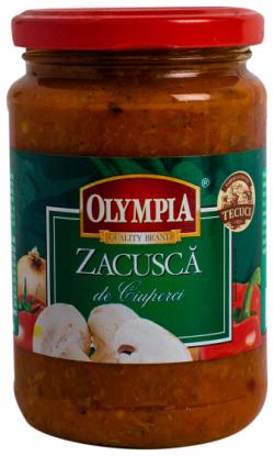 olympia zacusca cu ciuperci 314ml