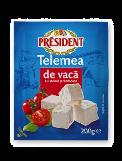 president telemea vaca 200gr