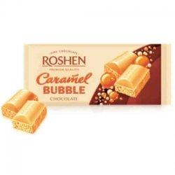 roshen bubble caramel 80gr