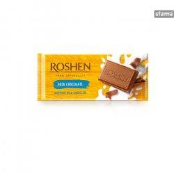 roshen milk chocolate 90gr