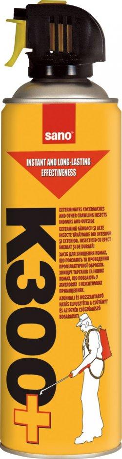 sano k300 630ml insecticid