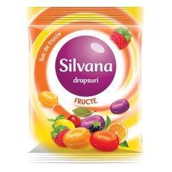 silvana fructe 75gr
