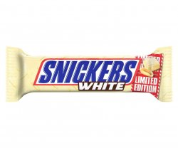 snickers white 42gr