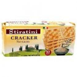 stiratini crackers sesam 250gr