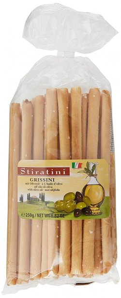 stiratini grissini olive oil 250g