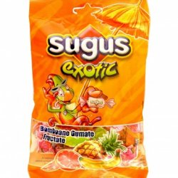 sugus exotic 200gr