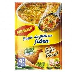 maggi supa pui cu fidea 50g image