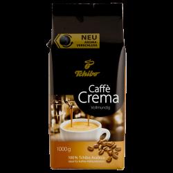 tchibo cafe crema boabe 1kg image