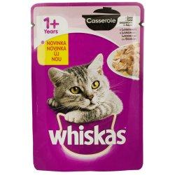 whiskas plic somon 100g