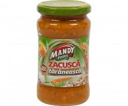 mandy zacusca taraneasca 300 g