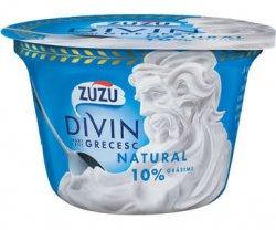 zuzu divin iaurt natural 10% 150gr