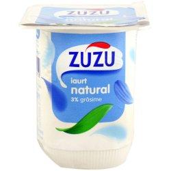 zuzu iaurt natural 3% 140 gr