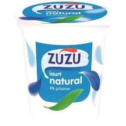 zuzu iaurt natural 3% 400 gr