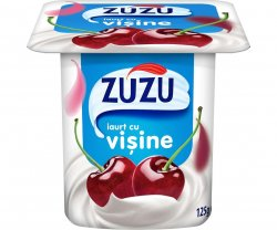 zuzu iaurt cu fructe  125g image