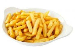 Cartofi prăjiți + 1 Sos image