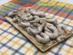 Cornulețe cu nucă