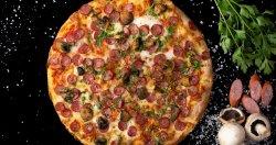 Pizza 1+1 Paesano 30 cm