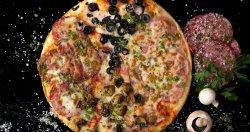 Pizza 1+1 Quattro stagioni 30 cm