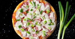 Pizza 1+1 Rustica 35 cm