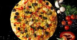Pizza 1+1 Veggi 35 cm