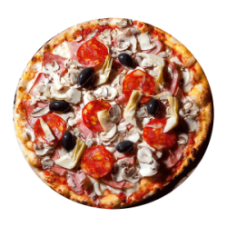 Pizza Mille Gusti mare