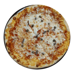 Pizza Napoletana medie