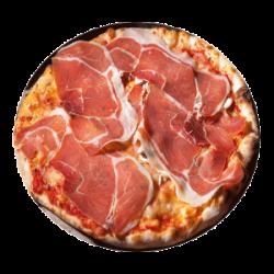 Pizza Prosciutto Crudo mare
