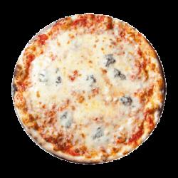 Pizza Quattro Formaggi mare