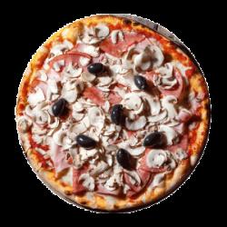 Pizza Quattro Stagioni medie