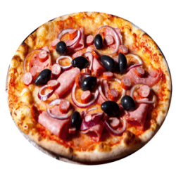 Pizza Rustica mare