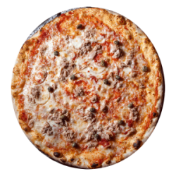 Pizza Siciliana mare image