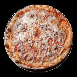 Pizza Tonno e Cipolla mare