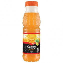 Cappy pulpy de portocale 330ml